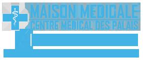 Logo Officiel Maison medicale des Palais - 57 rue des Palais 1030 Bruxelles