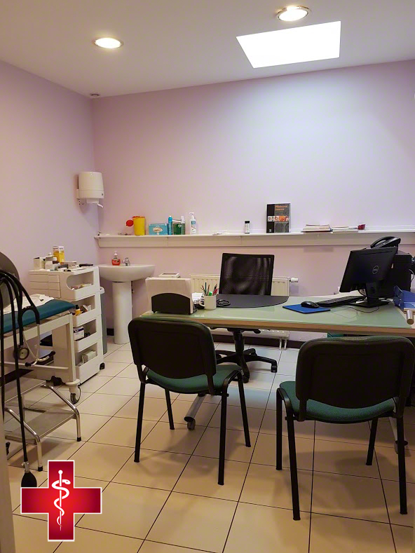 Centre Medicale des Palais - Maison Medicale 1030 Schaerbeek Cabinet Medecin Asistante Sociale