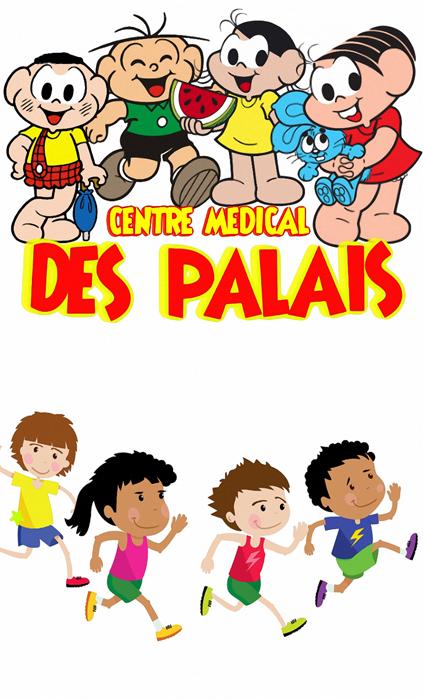Activités pour enfants - Maison Médicale Schaerbeek - Centre Médical des Palais BE
