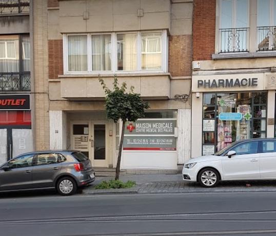 Maison Médicale Schaerbeek - Centre médical des Palais