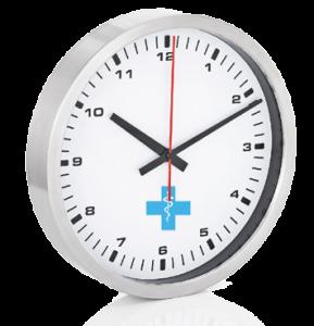 Horloge Medicale des Palais - Horaire Consultation